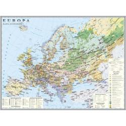 Harta economica a Europei
