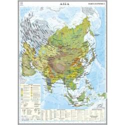 Harta economica a Asiei