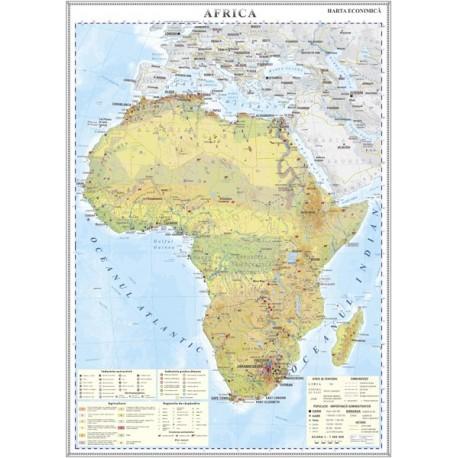 Africa. Harta economica