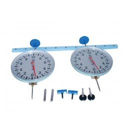 Set dinamometre circulare (2 buc.)