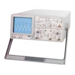 Osciloscop analogic digital