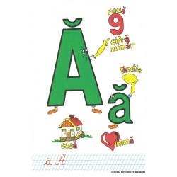 Alfabetul prescolarului