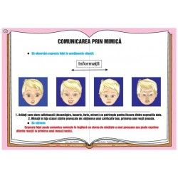 Comunicarea nonverbala - mimica