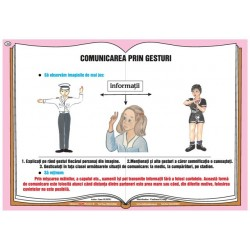 Comunicarea nonverbala - gesturi