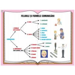 Felurile si formele comunicarii
