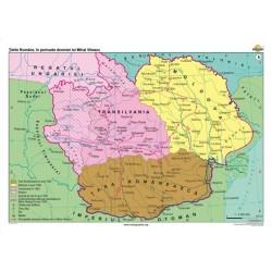 Tarile Romane  in timpul domniei lui Mihai Viteazu