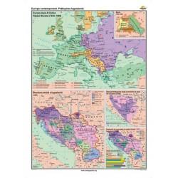 Europa contemporana. Prabusirea Iugoslaviei