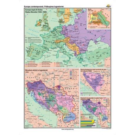 Europa Contemporana Prabusirea Iugoslaviei