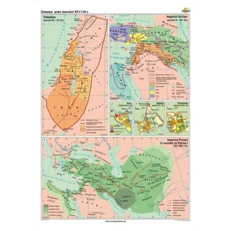 Orientul antic (secolul XII-I î.Hr.)