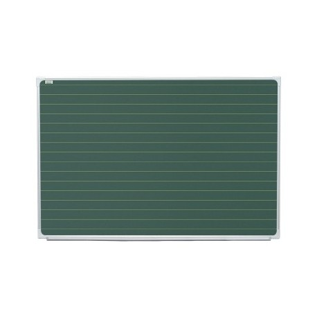 Tabla scolara magnetica cu suprafata liniata romana