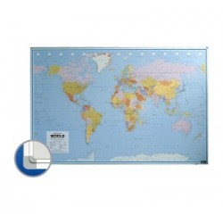 Harta lumii politica