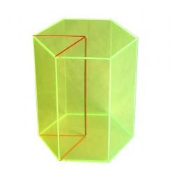 Prisma hexagonala