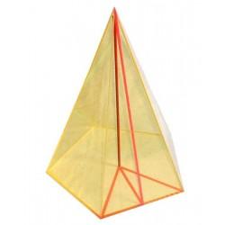 Piramida pentagonala regulata