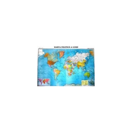 Harta politica a Lumii