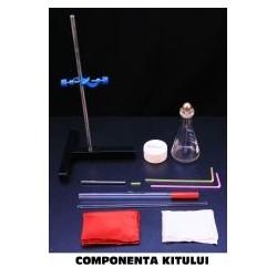 Kit electrostatica pentru gimnaziu