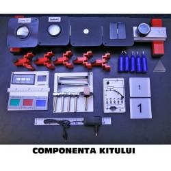 Kit optica fizica pentru liceu