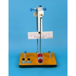 Dispozitiv pentru studiul oscilatiilor fortate si a rezonantei mecanice
