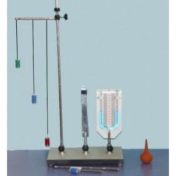 Dispozitive pentru punerea in evidenta a oscilatiilor mecanice