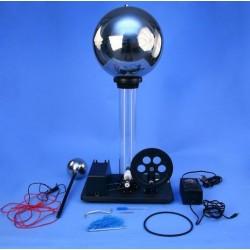 Generator electrostatic de mare capacitate , tip Van de Graaf 50kV
