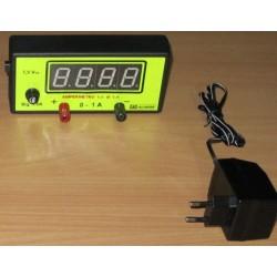 Ampermetru electronic