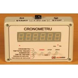 Cronometru electronic pentru o grupă de elevi