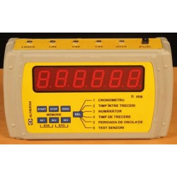 Cronometru electronic cu 5 senzori