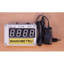 Manometru electronic