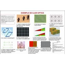 Exemple de iluzii optice