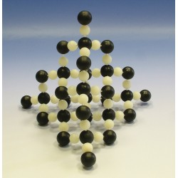 Retea cristalina tetraedica Dioxidul de siliciu
