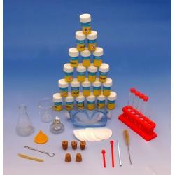 Trusa de chimie pentru elevi Micul chimist