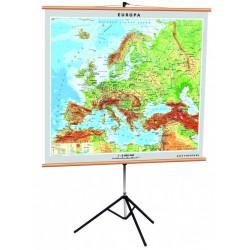 Suport pentru  harti si planse