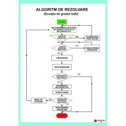 Algoritm de rezolvare