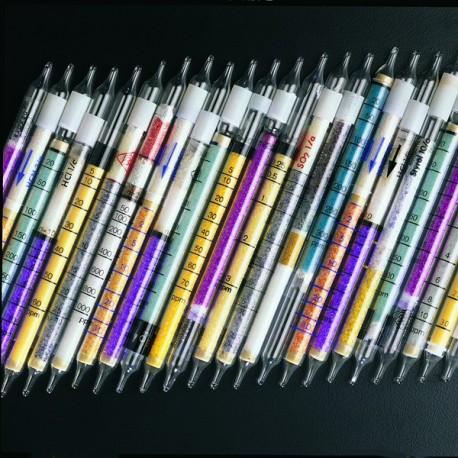 Tuburi colorimetrice indicatoare Drager