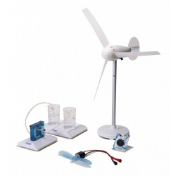 Transformarea energiei eoliene in hidrogen
