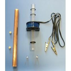Set pentru demonstrarea inductiei magnetice