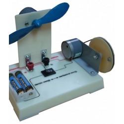 Model dinam si electromotor