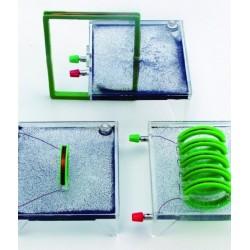Set dispozitive pentru vizualizarea campului electromagnetic