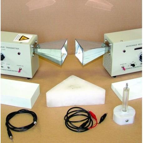 Generator – receptor microunde