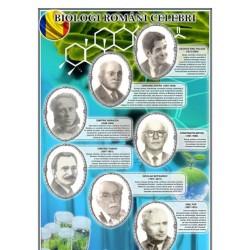 Portrete Biologi romani celebri
