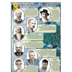 Portrete Chimisti romani celebri