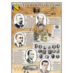 Portrete Inventatori romani celebri CT