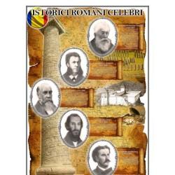 Portrete Istorici romani celebri