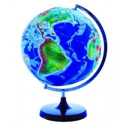 Glob. Lumea fizică in relief - 3D
