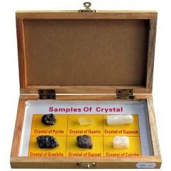 Trusa Cristale minerale
