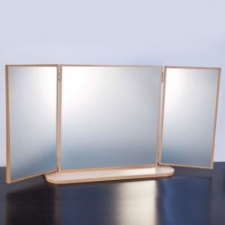 Oglinda logopedica triptica