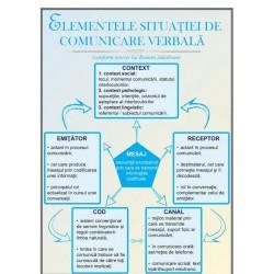 Elementele situatiei de comunicare verbala