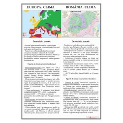 Europa. Clima / Romania. Clima
