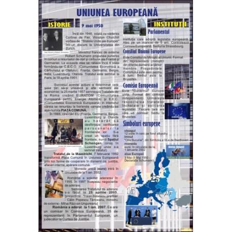Istorie si institutii UE