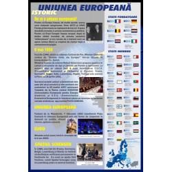 Istoria infiintarii Uniunii si tarile membre