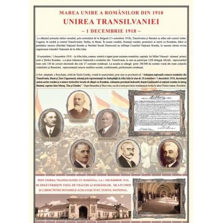 Unirea Transilvaniei cu Romania la 1918
